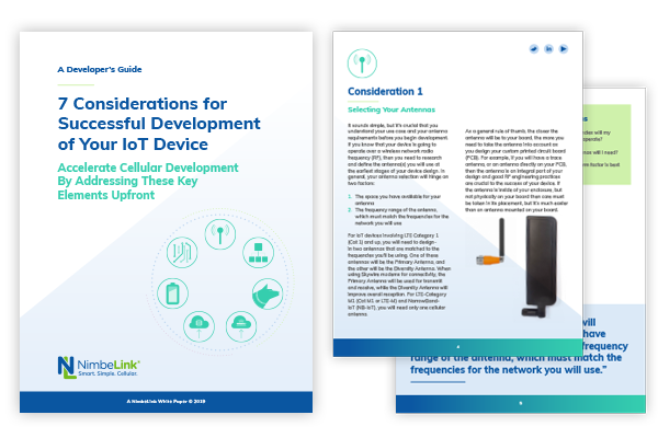 How to Successfully Design an IoT Device